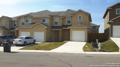 San Antonio Multi Family Home Active Option: 14103 Veneto Dr