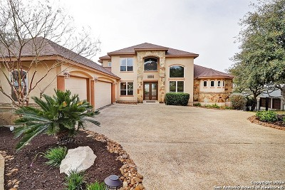 San Antonio Single Family Home For Sale: 2106 Sawgrass Ridge