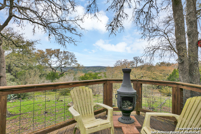 Canyon Lake Single Family Home Active Option: 589 Eves Spring Dr