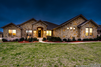 New Braunfels Single Family Home For Sale: 1197 Magnum