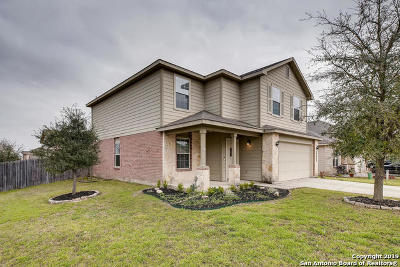 Boerne Single Family Home Active Option: 27246 Rio Pass