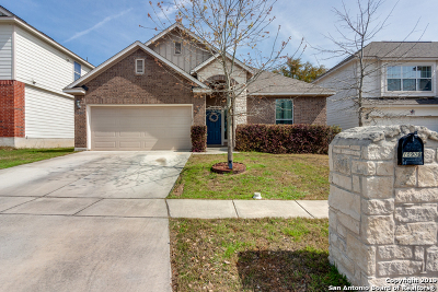 Live Oak Single Family Home Active Option: 10908 Forest Breeze