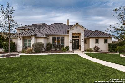 San Antonio Single Family Home Active Option: 17703 Rancho Diana