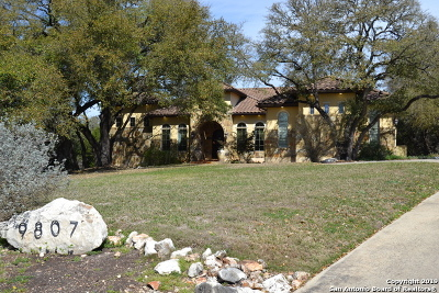 New Braunfels Single Family Home Active Option: 9807 Klein Ct