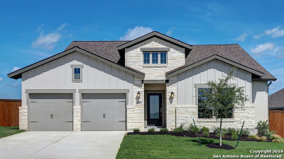 Schertz Single Family Home For Sale: 6517 Crockett Cove