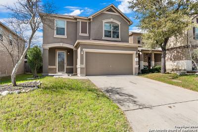 Bexar County Single Family Home Active Option: 935 Spello Circle