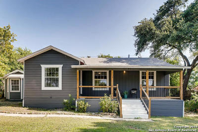 Single Family Home Price Change: 409 Rittiman Rd