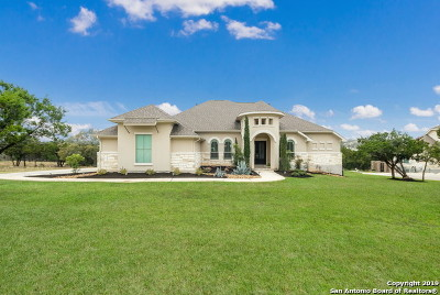 New Braunfels Single Family Home For Sale: 2198 Ranch Loop Dr