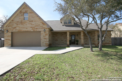 Spring Branch Single Family Home Active Option: 1230 Misty Ln