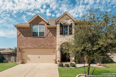 Boerne Single Family Home Active Option: 122 Del Mar