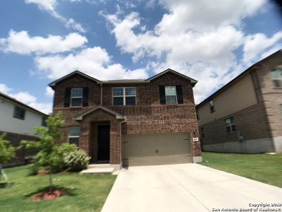 Converse Single Family Home For Sale: 8547 Rolling Tree