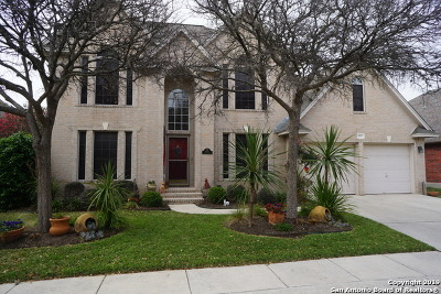 Helotes Single Family Home Active Option: 9467 Camino Venado