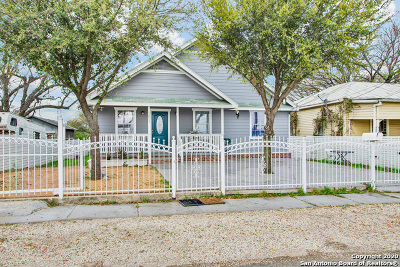 Single Family Home For Sale: 1213 Olive St
