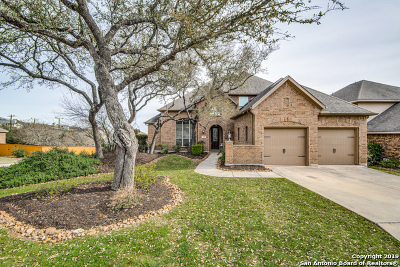 Cibolo Canyons Single Family Home Active Option: 3558 Pinnacle Dr
