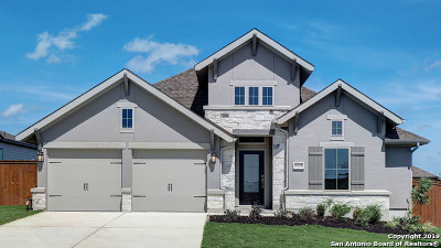 Schertz Single Family Home For Sale: 6521 Crockett Cove