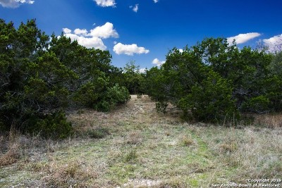 Helotes Residential Lots & Land For Sale: Lot 45 Medina Magic