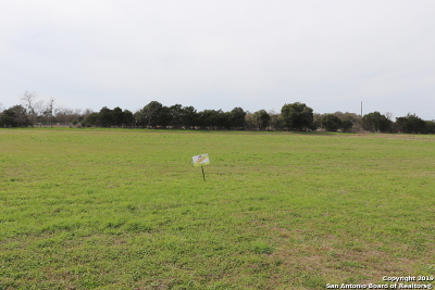 Boerne Residential Lots & Land For Sale: 49 Boerne Stage Airfield Lot 26