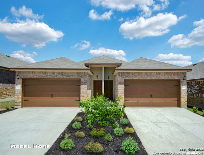 New Braunfels Multi Family Home Price Change: 346/348 Emma Drive
