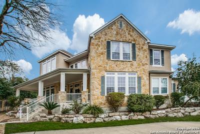 Terrell Hills Single Family Home Price Change: 887 Burr Rd