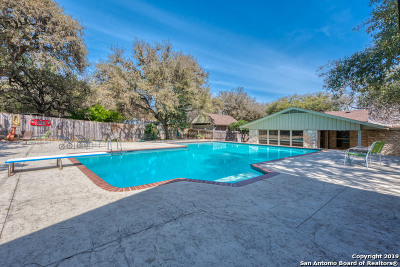 Helotes Single Family Home For Sale: 10722 Bar X Trail