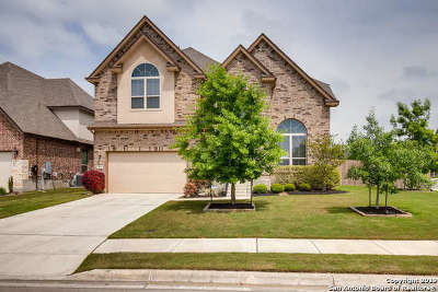 Cibolo Single Family Home Back on Market: 812 Alpino