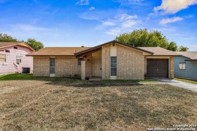 Converse Single Family Home For Sale: 432 Bridgit Dr