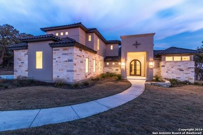 Boerne Single Family Home For Sale: 101 Lajitas