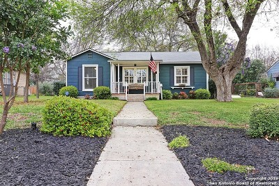 Single Family Home For Sale: 219 Irvington Dr