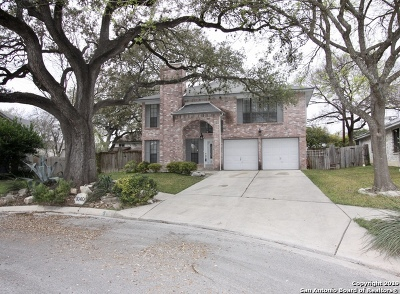 Schertz Single Family Home Price Change: 1040 Jasper Hill Ln