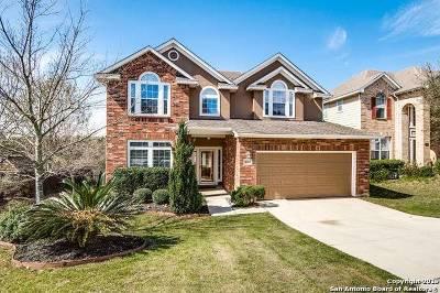 San Antonio Single Family Home For Sale: 26003 Meadowlark Bay