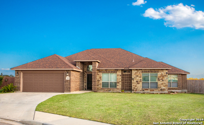New Braunfels Single Family Home For Sale: 1259 Long Gate