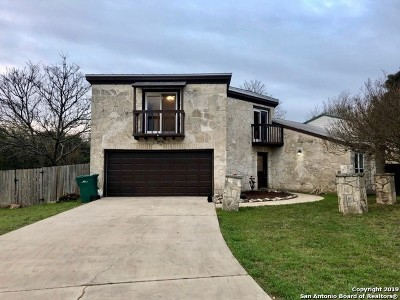 Boerne Single Family Home Price Change: 115 Bentwood Dr