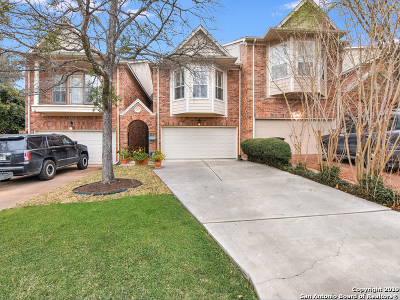 Alamo Heights Single Family Home For Sale: 145 Elizabeth Rd