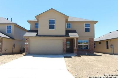 Bexar County Single Family Home For Sale: 840 Red Crossbill