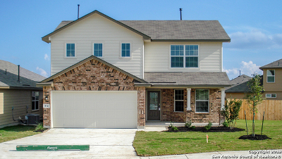 Bexar County Single Family Home For Sale: 814 Red Crossbill