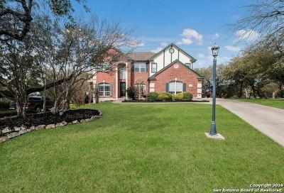 Single Family Home For Sale: 22507 Boneta Cove