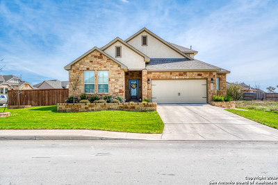 Bexar County Single Family Home For Sale: 11906 Tower Forest
