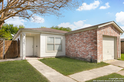 Single Family Home Active Option: 2518 Westgard Pass