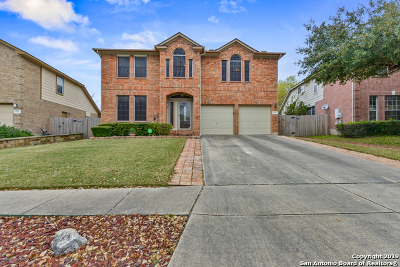 Schertz Single Family Home For Sale: 1524 Juniper Ln