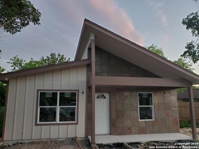 San Antonio Single Family Home For Sale: 2158 E Aransas