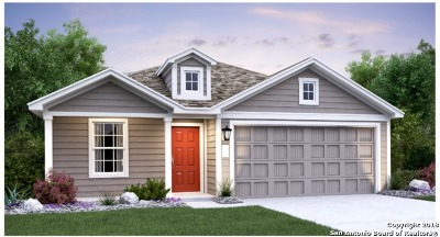 New Braunfels Single Family Home For Sale: 1876 Heather Glen Drive