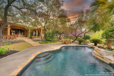 San Antonio Single Family Home For Sale: 35 Champion Trail