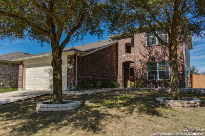 Schertz Single Family Home Active Option: 657 Silo St