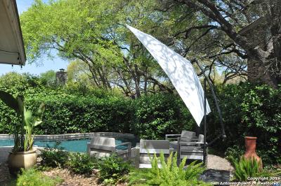 San Antonio Single Family Home For Sale: 13903 Bluff Ivey Lane