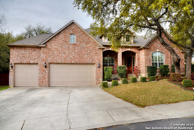 Bexar County Single Family Home New: 11914 Zacatecas Ct