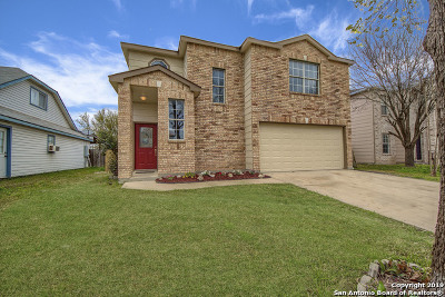 San Antonio Single Family Home Back on Market: 9842 Alisa Brooke