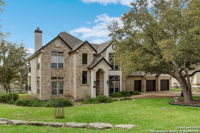 Boerne Single Family Home For Sale: 7631 Rocking Horse Ln