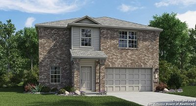 New Braunfels Single Family Home For Sale: 2364 Arctic Warbler