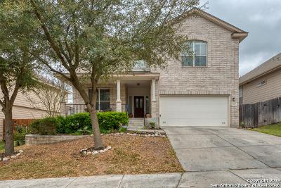 Converse Single Family Home For Sale: 9607 Mediator Run