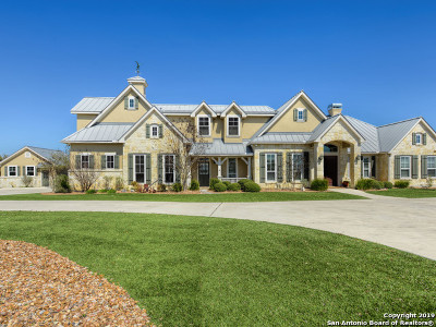 Boerne Single Family Home For Sale: 26 Crown Jewel